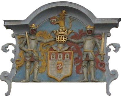 Герб Чешских Будеевиц Scrat Путешествуем сами